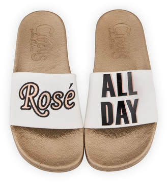 Sam Edelman Fynn Rosé All Day Pool Sandal