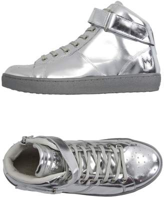 Leather Crown High-tops & sneakers - Item 11014009UT