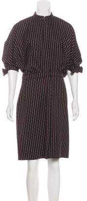 J.W.Anderson Button-Up Midi Dress