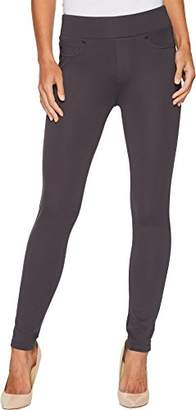 Liverpool Jeans Company Women's Farrah Pull On Highwaist Ankle Legging in Soft Ponte Knit