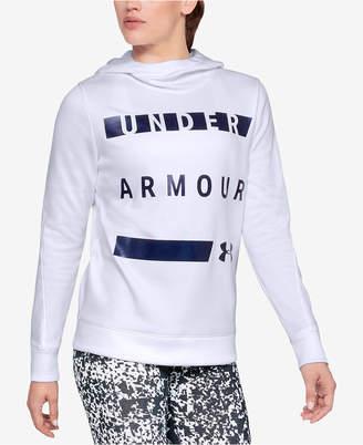 Under Armour Metallic Armour Fleece Hoodie