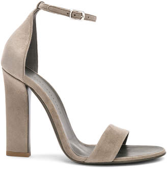 134e0add9fcd at Forward By Elyse Walker · Victoria Beckham Suede Anna Ankle Strap Sandals