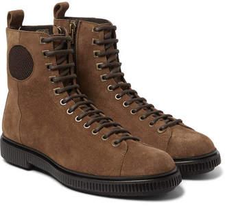 Jimmy Choo Kurt Suede Boots