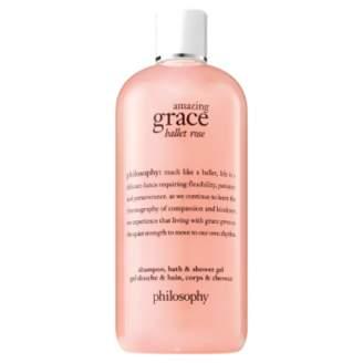 philosophy Amazing Grace Ballet Rose Shampoo, Bath And Shower Gel