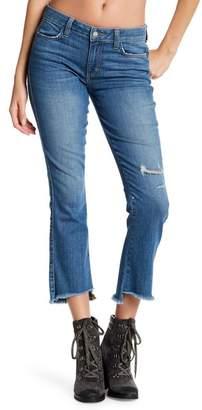Siwy Denim Bellissima Undone Hem Skinny Jeans