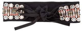 Cacharel Embellished Waist Belt