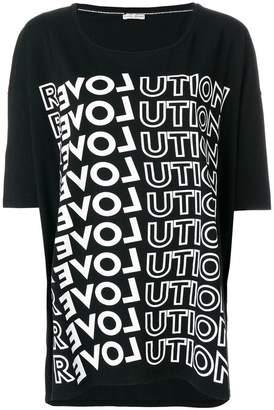 Each X Other Revolution print T-shirt