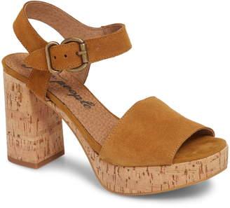 Free People Brooke Platform Sandal