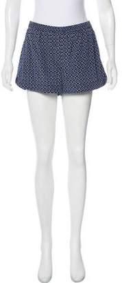 Stella McCartney Silk Mini Shorts