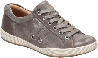 Comfortiva Lace up Leather Sneakers - Lyons