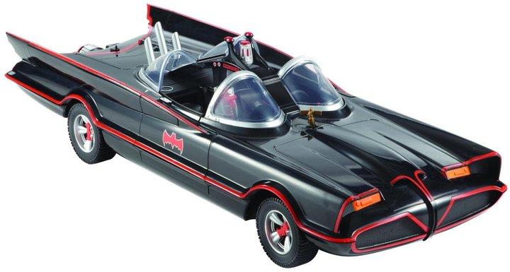 Batman Classic TV Series Batmobile Collector Vehicle