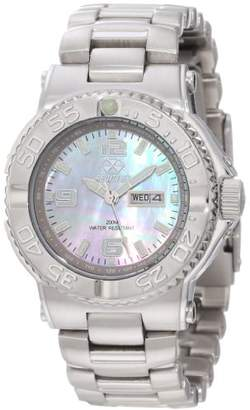 Mother of Pearl REACTOR Women's 77017 Classic Analog Mother-Of-Pearl Dial Watch