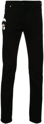 Fendi 'Karlito' jeans