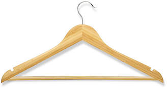 Honey-Can-Do 8-Pc. Bamboo Suit Hangers