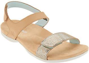 Spenco Orthotic Adjustable Backstrap Sandals- Milan