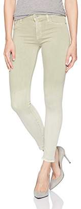 Hudson Women's Nico Midrise Ankle Super Skinny Jean