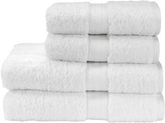 Christy Renaissance Bath Towel In White