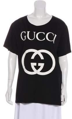 90db534a5ecd Mens Gucci Short Sleeve T Shirts - ShopStyle