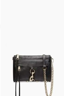 Rebecca Minkoff Mini M.a.c. Crossbody Bag Black