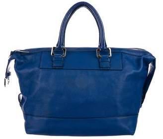 Diane von Furstenberg Leather Drew Satchel