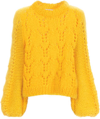 Julliard Mohair Chunky Sweater
