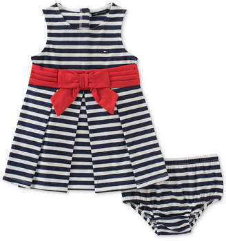 Tommy Hilfiger Striped Dress, Baby Girls