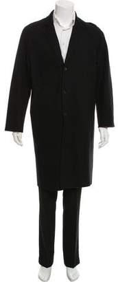 Rag & Bone Lightweight Button-Up Coat