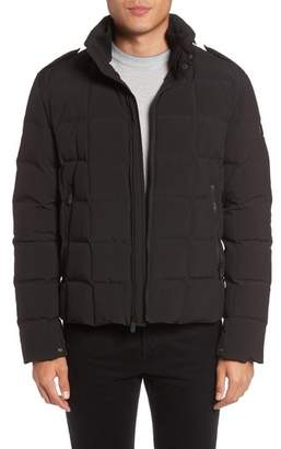 Tumi Box Quilted Jacket