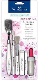 Faber-Castell Mix & Match Gelatos Tool Set