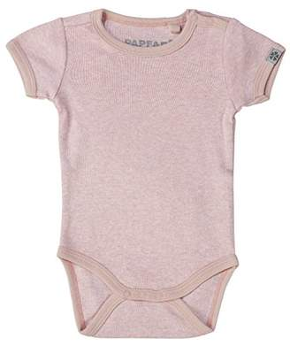 Papfar Baby Girls' Brake Solid Body Bodysuit,(Manufacturer Size:9M)