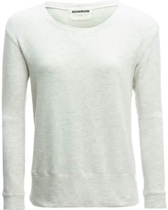 Monrow Super Soft Crew Sweatshirt - Women's