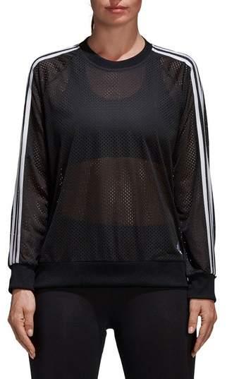 Essentials Mesh Sweatshirt