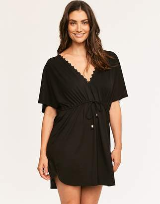 Figleaves Capri Jersey Cover Up
