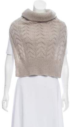 Cos Wool-Blend Cable Knit Dickie
