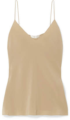 The Row Prima Silk-satin Camisole - Sand