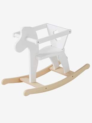 Vertbaudet Wooden Rocking Horse for Doll