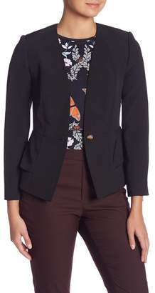 Ted Baker Architectural Peplum Jacket