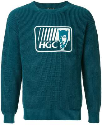 Hysteric Glamour HGC print sweatshirt