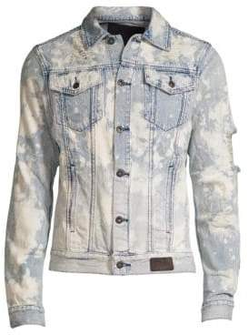PRPS Guiltless Destroyed Denim Jacket