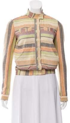 Missoni Woven Lightweight Jacket
