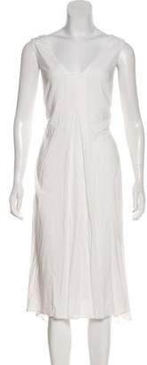 James Perse Sleeveless Maxi Dress