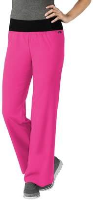 Jockey Plus Size Scrubs Modern Yoga Pants