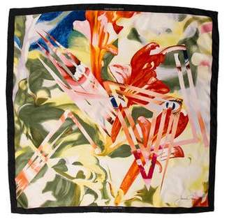 Louis Vuitton James Rosenquist Scarf