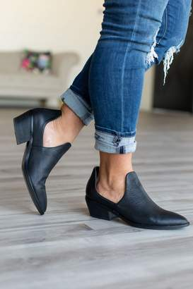 Chinese Laundry Focus Booties - Black
