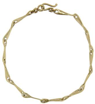 Ten Thousand Things Lure Link Bracelet - Yellow Gold