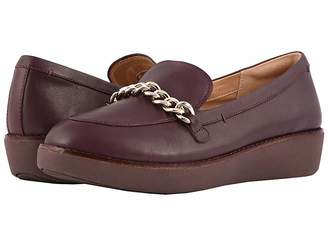 FitFlop Petrina Chain Moccasin