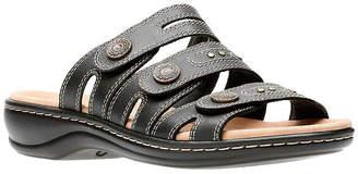 Clarks Leisa Lakia Womens Slide Sandals