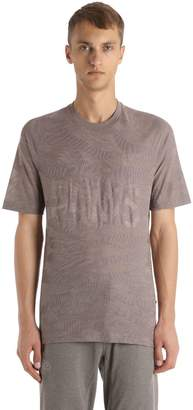 Paris Camouflage Techno T-Shirt