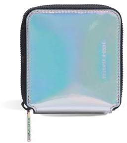 KENDALL + KYLIE Brody Coin Purse - Silver Iridescent