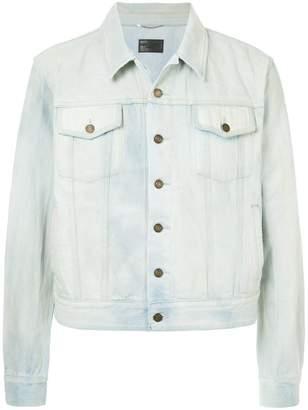 Saint Laurent boxy denim jacket